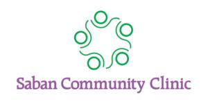 Saban Free Clinic Logo