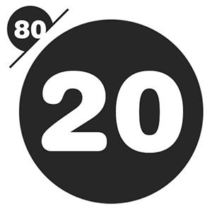 80-20-paleo-principle
